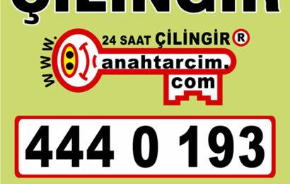 Çınar Çilingir telefonu 0533 957 61 58